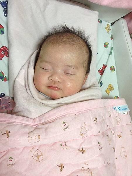 2013-12-15。住院第三天。白皙的皮膚