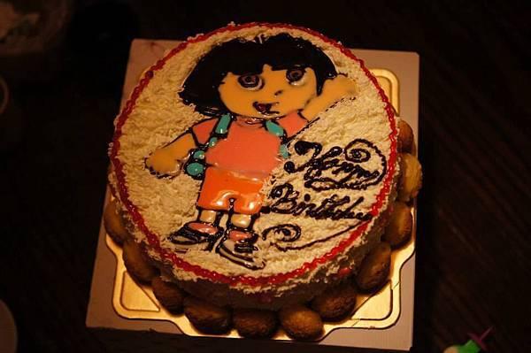Dora蛋糕