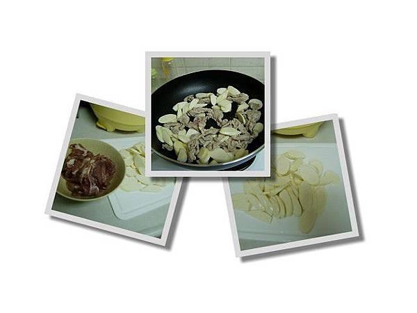 2014-05-26【8M1D】筊白筍炒豬肉