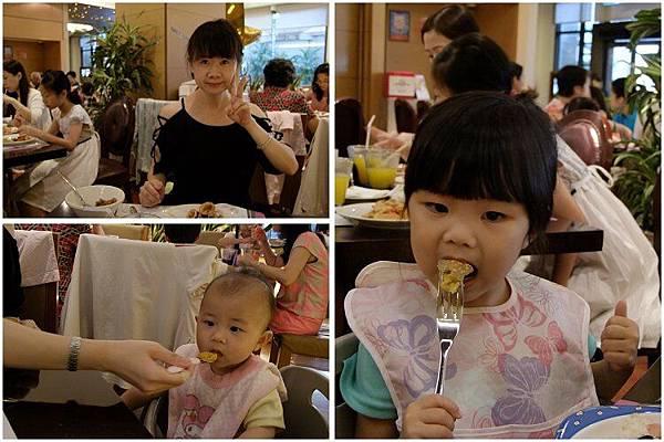 2014-07-17義大飯店~~星亞buffet吃晚餐
