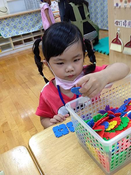 2014-09-01。。小班幼兒園開學日