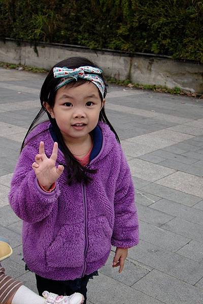 2015-02-08妞妞第一次看電影