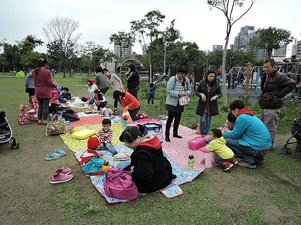 2015-03-07野餐運動親子派對