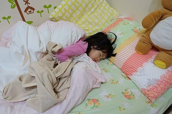 2015-03-30學習獨睡的第一天早晨