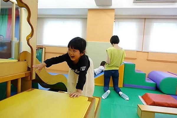 2015-04-04晴晴試上健寶園兒童音樂律動課
