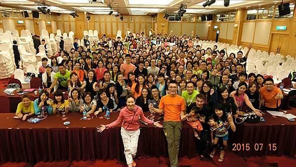 2015-07-14、15新竹煙波菁英特訓。。美樂大團隊