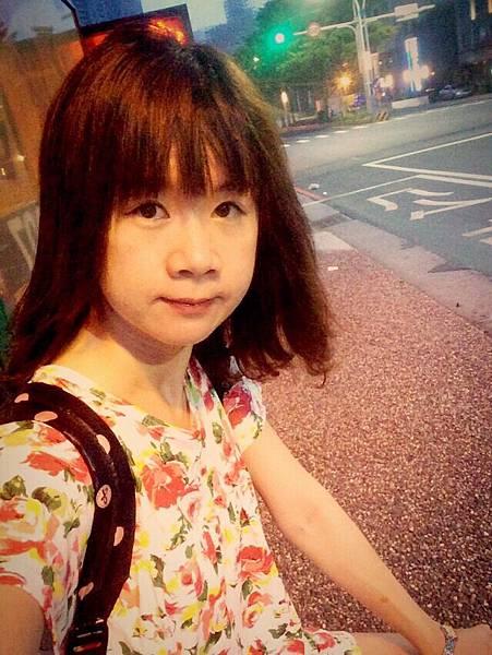 2015-07-14、15新竹煙波菁英特訓。14日清晨4點多,已經在外頭等公車了