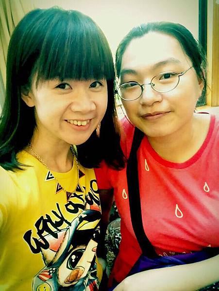 2015-07-14、15新竹煙波菁英特訓。意外的和10年不見好友見面