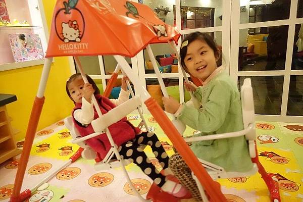 2015-12-07伊莎貝拉風情館。5歲生日慶。