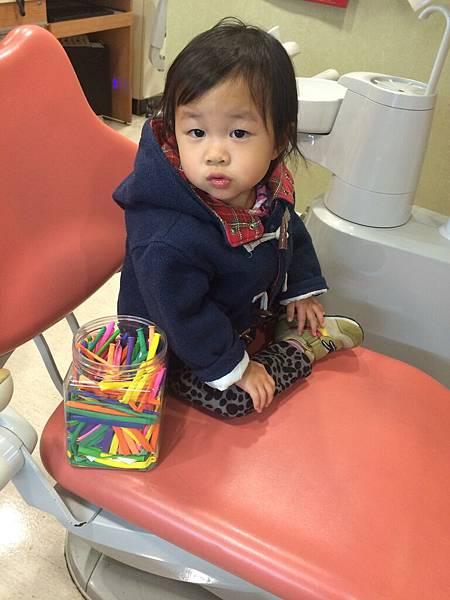 2015-01-06第一次看牙齒