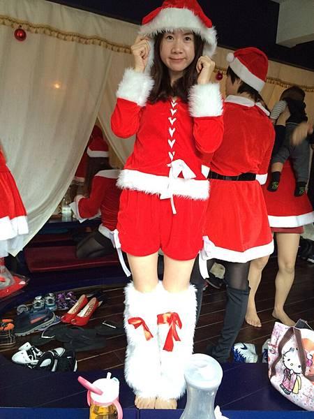 2015-12-19耶誕趴~~交換禮物