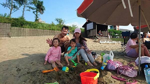 2016-06-19淺水灣沙灘玩、熱、趣