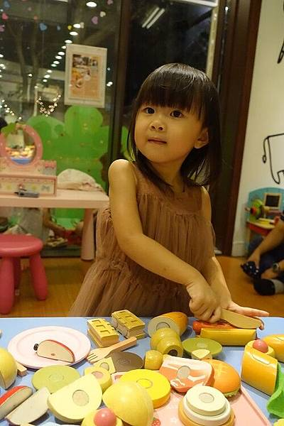 晴晴3歲生日慶