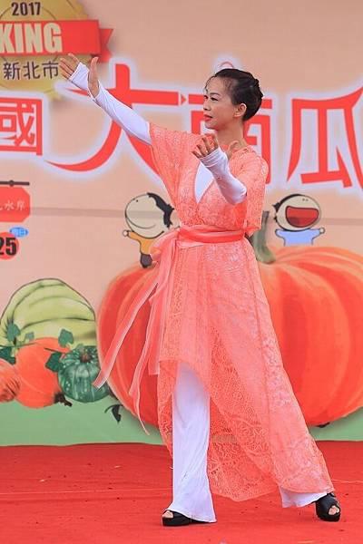 2017-06-25淡水南瓜節表演-小小美人魚