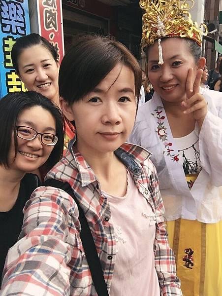 2017-10-07淡水環境藝術節~踩街表演