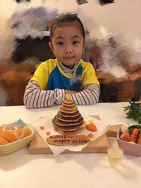 妞妞7歲生日