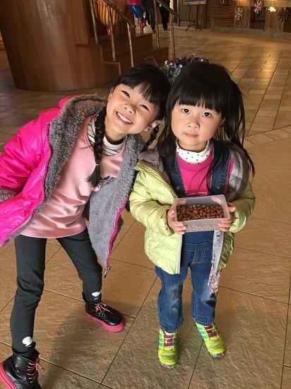 2018-01-01花蓮翰品酒店溜狗大小號