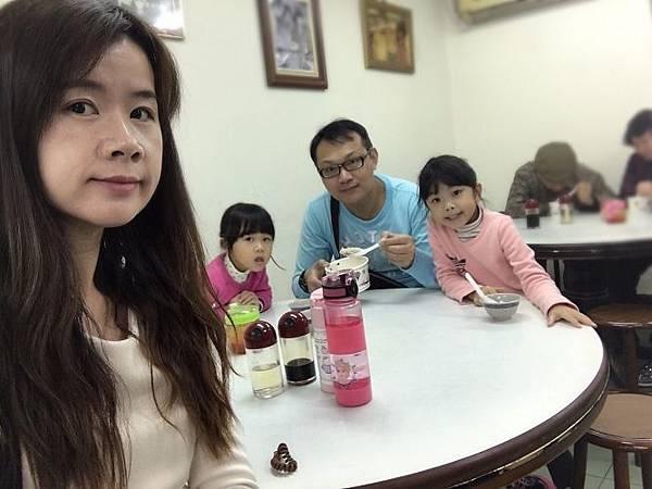 2018-01-02吃液香餛飩、買kohaku暈車藥