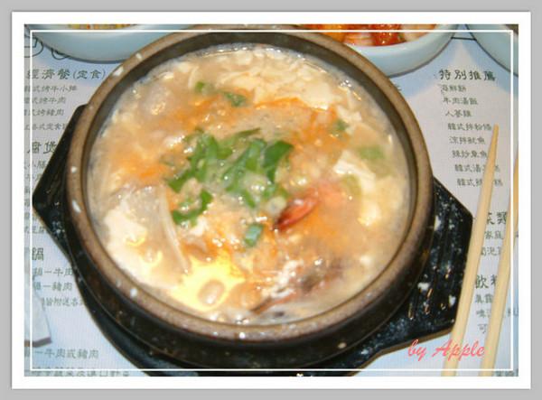 海鮮豆腐ㄅㄠ