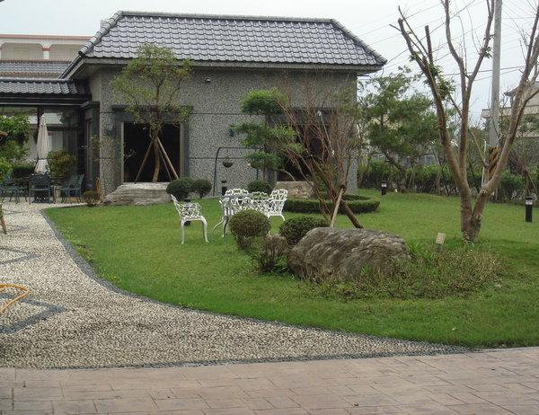 清井澤的後院view.JPG