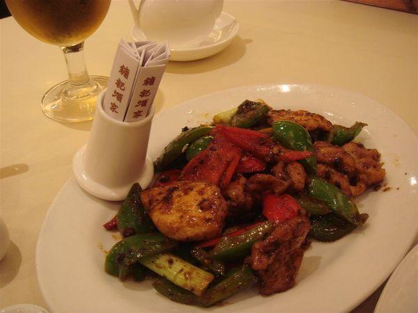 原粒豆豉雞