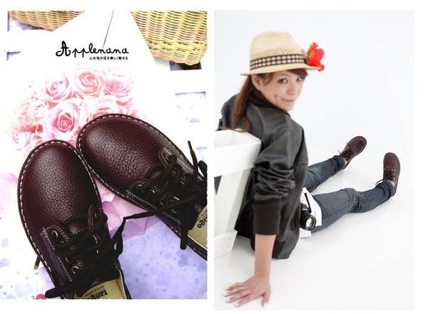 ☆Applenana☆陽光男孩LOOK綁帶氣墊休閒鞋。給腳丫