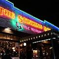 臭玫瑰餐廳...好貴的一家餐廳,三人共吃了快100 元美金.JPG