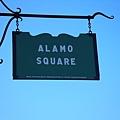ALAMO SQUARE標示牌.JPG