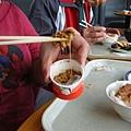 DAY2-004-北廣島王子飯店早餐傳說中的納豆.jpg