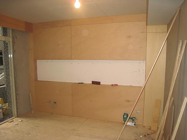 木作造型壁版