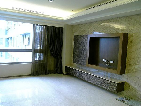 帝諾石造型電視牆