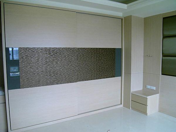主臥-造型衣櫃