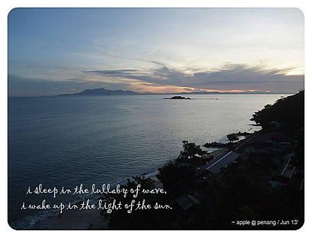 morning sun @ penang 13