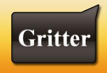 Gritter廣播通知訊息