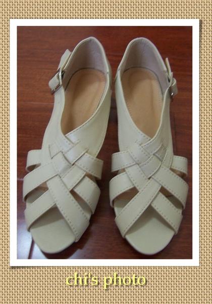 夏日必備羅馬編織涼鞋