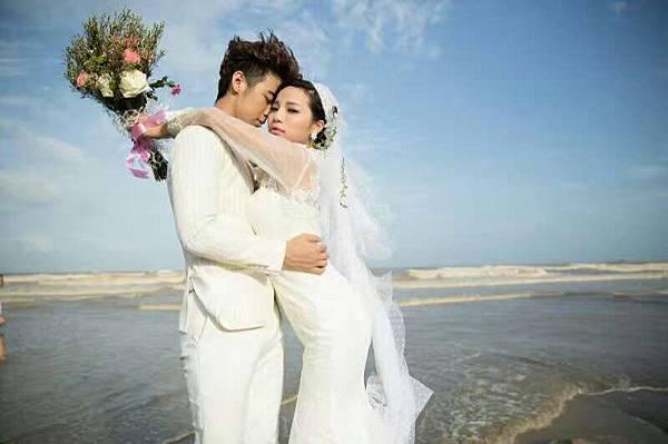 喜歡的婚紗照