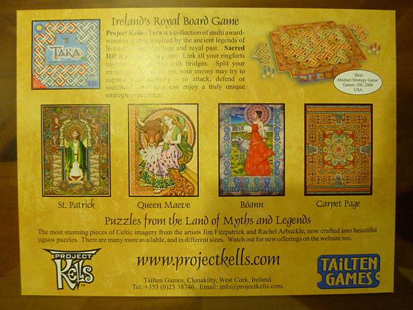 卡紙背面有介紹其他拼圖.JPG
