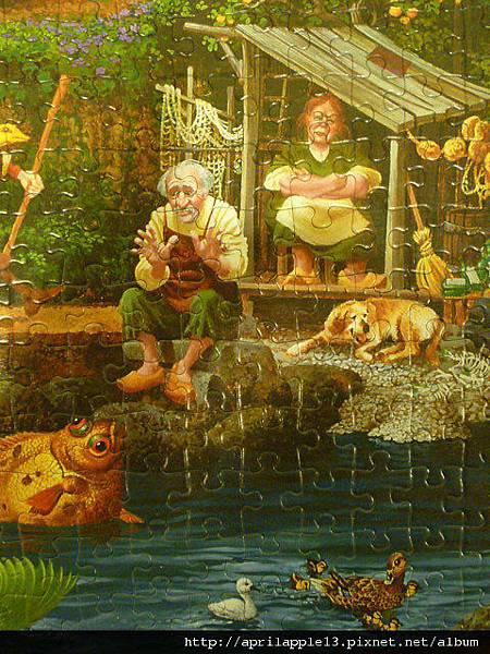 漁夫和他的妻子&醜小鴨