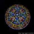 夜燈版-球體頂部