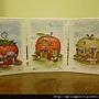草莓屋+紅蘋果屋+青蘋果屋
