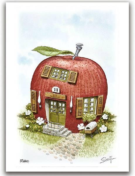 M1044 SMART - 水果屋-紅蘋果.jpg