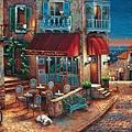 R-1000-950浪漫咖啡館約翰。歐布蘭(Evening_for_Romance)