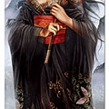 ED-2000-15174撐紙傘的女人