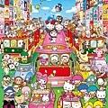 b31-407サンリオキャラクターズ パレード