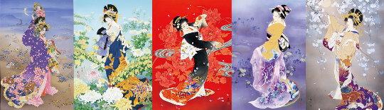 春代系列5幅.jpg