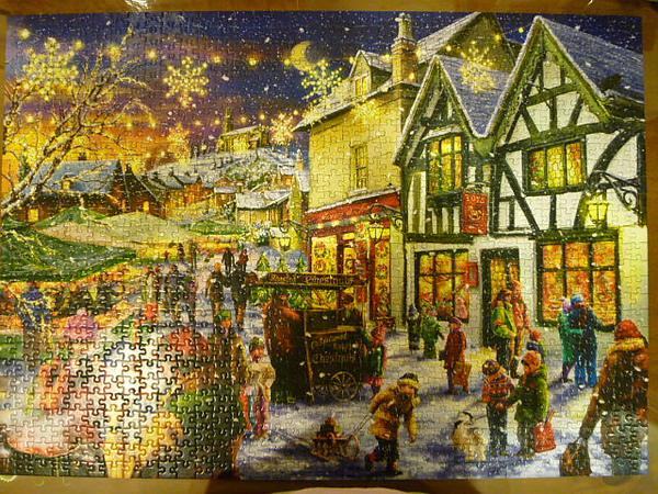 Christmas Cheersc完成圖