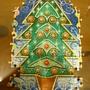 完成聖誕樹的藍色背景.JPG