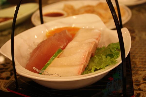 生魚片組合