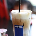 Lavazza 拿鐵咖啡