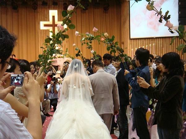 新娘入場.JPG